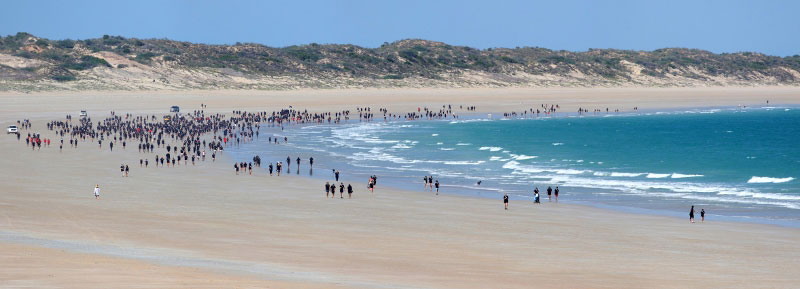 2017 Cable Beach