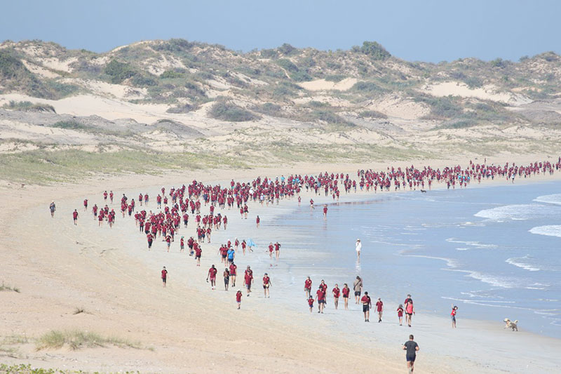 2018 Cable Beach Walk