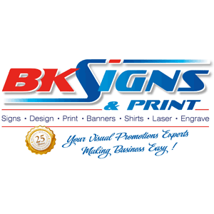 BK Signs and Print