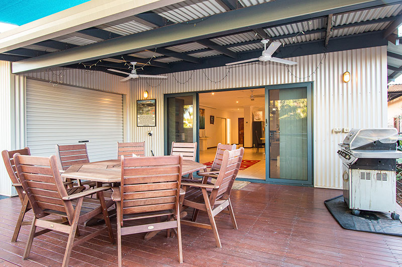 Kyles Cottage Respite Accommodation Broome