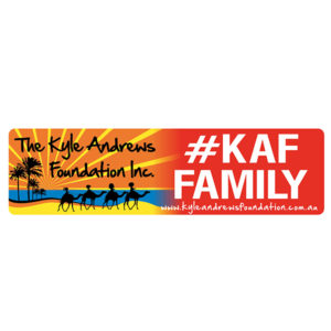 KAF Family Bumper Stickers