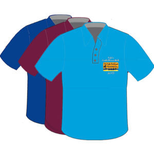 Kyle Andrews Walk Polo Shirts - previous years and assorted colours